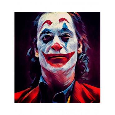 Джокер 40х50 картина по номерам