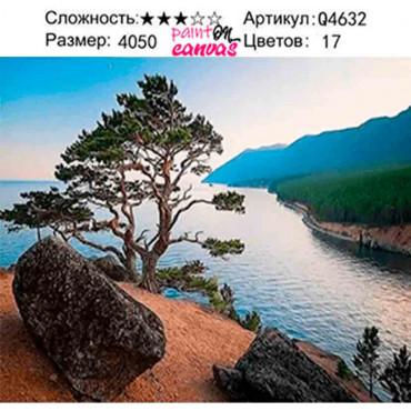 Крым картина по номерам 40х50