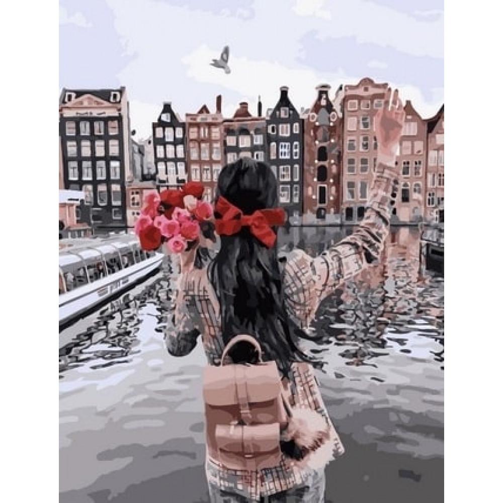 Прощание с Венецией картина по номерам 40х50